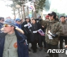 '동생' 박근령 씨 부부, 탄핵무효 집회에