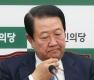 박주선 비대위원장, '해법 고심'