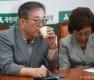 나란이 앉은 국민의당 비대위원장-혁신위원장