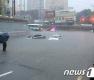 부산·거제 '물폭탄'