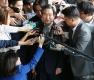 'KAI 경영비리 의혹' 하성용 전 대표 검찰 출석