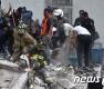 멕시코 또 지진… 구조 총력전