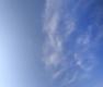 쾌청한 가을 하늘