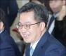 미소 짓는 김동연 경제부총리