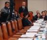 홍종학 산자위 출석, 자유한국당은 퇴장
