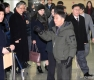 떠나는 북한 예술단