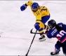스웨덴에 0-8 패배한 여자아이스하키 단일팀