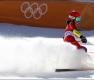 평창동계올림픽 출전한 北 김련향