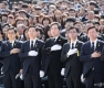 세월호 참사 정부합동 추도식 참석한 각당 대표...한국당은...