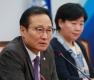 홍영표, 쟁점현안 기자회견