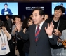 남북정상회담 메인프레스센터 찾은 이낙연 총리