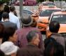 '택시 파업'