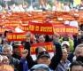 '카풀 앱 반대' 거리로 나온 택시기사들