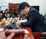강릉 펜션 사고 희생자 애도하는 국회 교육위원들