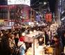 성탄절 앞두고 붐비는 명동