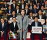 패스트트랙 합의 추인 규탄하는 자유한국당