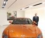 벤틀리 창립 100주년 '컨티넨탈 GT V8' 공개