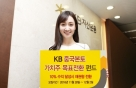 KB운용, 선강퉁 맞아 '중국본토 가치주 목표전환펀드' 출시