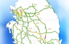 전국적 폭설…주요 고속도로 곳곳 '정체'