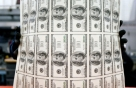달러, 트럼프 재정정책 불확실성 우려에 약세