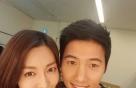 """김소연♥이상우, 결혼 앞둔 커플의 셀카…""""달달하네"""""""