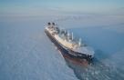 대우조선 세계 첫 쇄빙LNG선 선주 측에 인도