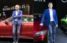 모터쇼에 파란 자켓 입은 벤츠 사장, 이유는?