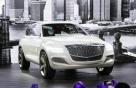 제네시스 첫 수소차 SUV 콘셉트카 'GV80 콘셉트' 공개