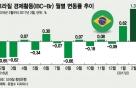브라질 2월 경제활동 1.31% 상승…7년내 최고치