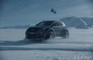 현대차 싼타페  5800km 남극횡단 성공 신기록