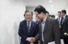 """""""반응이 바로…"""" 文 '단호박 토론'에 민주당 대만족"""