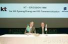 KT, 에릭슨, 노키아와 평창 5G 위한 연동 테스트 성공