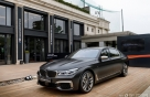 BMW 뉴 M760Li xDrive VIP 고객행사 진행