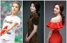 강윤이·강혜원·김경화, 연예인야구 대회 출동