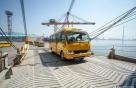 현대차, 미얀마에 중형버스 '카운티' 200대 첫 수출