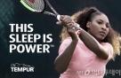 템퍼, 테니스 세계 랭킹 1위 세레나 윌리엄스와 글로벌 캠페인 실시