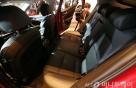 [사진]기아차 '스팅어'의 뒷좌석