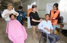 한화생명, 자매결연 아산리마을 봉사활동