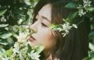 """백진희 화보, 물오른 청순미…""""봄의 여인"""""""