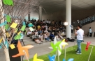 가천대, 학생들 소통의 장 'MIC 버스킹' 인기