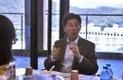 대전대 이종서 총장, 기습 이벤트로 학생들과 소통