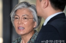 외교부, 강경화 장관 후보자 청문요청안 국회 제출(종합)