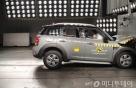 '뉴 MINI 컨트리맨' 유로 NCAP 충돌테스트 최고 등급 획득