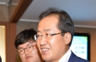 """홍준표 """"홍석현이 고소? 무서운 언론권력"""""""