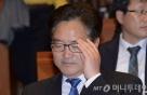 """우원식이 눈물 흘린 이유...""""한국당 추경 반대에 기막혀 '울컥'"""""""