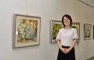'전시회만 3번'..야쿠르트 아줌마 '미술작가' 된 사연