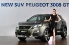 푸조, 고성능 SUV '뉴 3008 GT' 국내 출시..4990만원