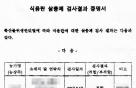 """'고대빵' 영업 재개…""""살충제 성분 미검출 '적합' 판정"""""""