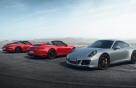 포르쉐, 정통 스포츠카 '뉴 911 4 GTS' 국내 출시