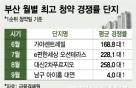 """""""경쟁률 기록 다시 쓸까?"""" 다시 달아오르는 부산 청약"""
